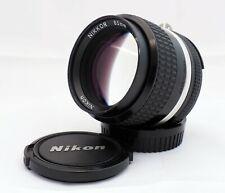 Nikon Nikkor 85mm f/2 AI-S lens