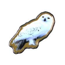 Genuine Warner Bros Harry Potter Hedwig Owl Hogwarts Pin Badge Ideal Gift
