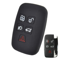 Silicone Remote Key Cover For Land Range Rover Sport Discovery 4 Evoque Vogue