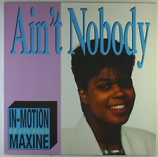 "12"" Maxi - In-Motion - Ain't Nobody / Just Those Beats - K6281h"