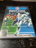 NFL Rush Zone: Season of the Guardians, Vol. 1 (DVD, 2013) Brand New Sealed!!