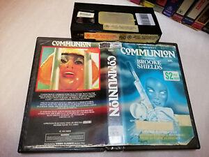COMMUNION - 1976 Mega RARE Video Classics Issue 1st Australian Release HORROR!