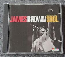 James Brown, godfather of soul, CD