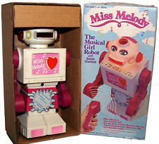 Miss Melody Robot Rosie The Robot Jestsons Hong Kong Battery Operated