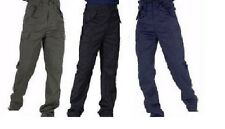 COMBAT ARMY CARGO WORK OR CASUAL TROUSER 30 - 40 Waist