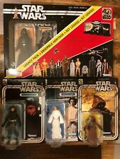 "Star Wars The Black Series 6"" 40Th Anniversary Rare Items"