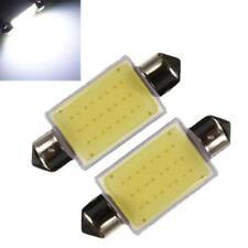 2x 41mm Festoon COB 12 Chips DC 12V LED Car Dome Reading Lights Car Light