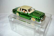 JADA TOYS HOMIE ROLLERZ '87 Buick Regal Green 1:64