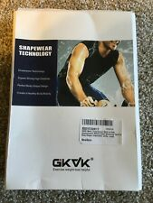 GKVK Mens Compression Shirt to Hide Gynecomastia Moobs Chest Slimming Tank Top