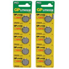 10-19 Batterie monouso per articoli audio e video CR2032