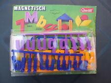 MAGNETISCH QUERCETTI lettere magnetiche per lavagna o frigorifero anni '70?