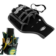 9 In1 Electrician Waist Pocket Tool Belt Pouch Bag Screwdriver Utility Holder EG