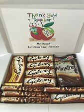 GALAXY CHOCOLATE HAMPER GIFT BIRTHDAY THANK YOU TEACHER SELECTION BOX