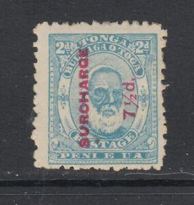 Tonga, Scott 28 (SG 28b), MHR