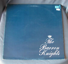 "Vinilo LP 12"" 33 rpm THE BARRON KNIGHTS - Long Playing Record"