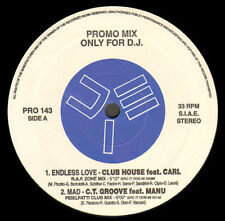 VARIOUS (CLUB HOUSE  / C.T. GROOVE / RICKY EFFE / R.A.F.) - Promo Mix 143