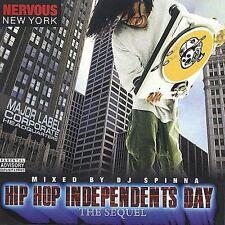 Hip Hop Independents Day: Volume 2 (The Sequel; 1998 CD, DJ Spinna, Nervous Reco