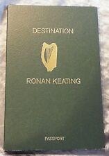 Ronan Keating Destination Promo PassPort CD