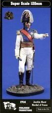 Verlinden 120mm 1:16 Joachim Murat Marshal of France Resin Figure Kit #1714
