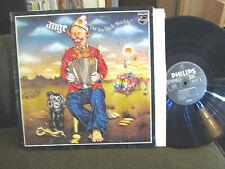 Ange '76 Par Les Fils de Mandrin Philips Stereo 9101090 Gatefold french prog lp!