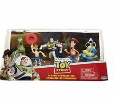 Disney Pixar Toy Story Classic Figurine Set- Free Shipping