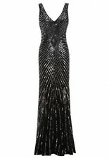 Party Winter Beaded Dresses for Women