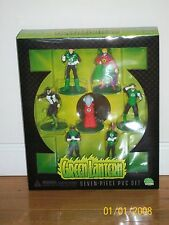 DC Direct Green Lantern Series 1 and 2 PVC sets