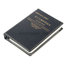 0805 SMD Resistor and Capacitor Sample Book
