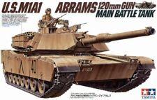 Tamiya 1/35 Military Miniature Series No.156 US Army tank M1A1 Tony Arzenta