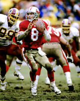 STEVE YOUNG Photo Picture SAN FRANCISCO 49ers Football Print 8x10 or 11x14 (SY2)
