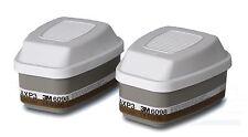 3M 6098 AXP3 R filtri impostati gas vapori e particolato per 6000 e 7000 serie maschere