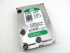 Western Digital Green WD30EZRX 3TB SATA 6 Gb/S Hard Drive Disk 3.5 Inch SATA