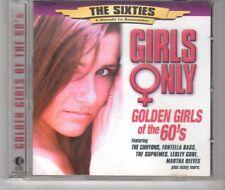 (HG535) Girls Only, Golden Girls of the 60s - 2002 CD