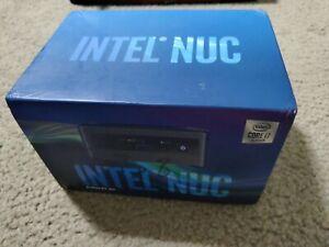 Intel NUC 10 Mini PC Kit Tall - NUC10i7FNH i7-10710U 6 Core/12 Thread 4.7GHz