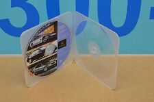 04-07 W220 W211 W219 MB E500 S500 SLK320 2006.2 NAVIGATION NAVI MAP DISC DVD