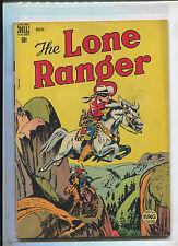 THE LONE RANGER #9 (4.0) 1949