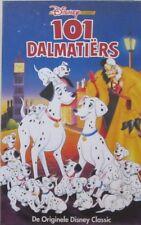 101 DALMATIERS - WALT DISNEY - VHS