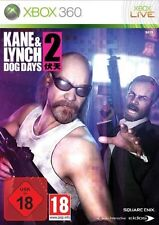 KANE & LYNCH 2      :   DOG DAYS        -----  NEUF    pour X-BOX 360
