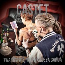 CASTET – TWARDSI NIŻ NAJTWARDSZA GARDA LP NEW!!! polish hard core punk schizma