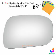 NEW fit 2002-2006 Toyota Camry USA Build Passenger Side Right Mirror Glass #3742