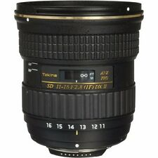 TOKINA 11-16mm F2.8 AT-X 116 PRO DX-II - NIKON MOUNT & BONUS 32GB SANDISK SD