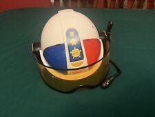 Playskool Light And Sound Policeman Helmet Tested