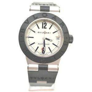 Bvlgari Watch  AL32TA Aluminum operates normally 710979