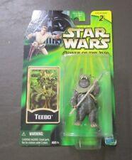 Teebo Ewok 2002 STAR WARS Power of the Jedi POTJ MOC