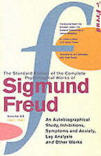 """Complete Psychological Works Of Sigmund Freud, The Vol 20: """"An Autobiographical"""