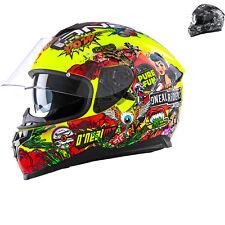 Oneal Challenger Crank Motorcycle Helmet Full Face Motorbike Bike Crash Fidlock