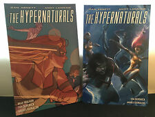 The Hypernaturals Graphic Novels Volume 1 & 2 Set