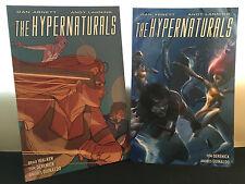 The Hypernaturals Graphic Novels Volume 1 & 2 Set