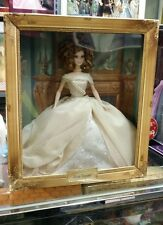 2003 NRFB Portrait Collection Lady Camille Limited Edition Barbie Doll Framed bx