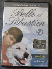 Belle et Sebastien, episode 13 - la preuve,  DVD serie TV